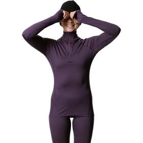Houdini Desoli Zip Shirt Dam lilac